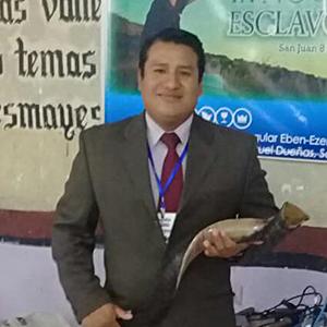 Fredy Manolo Pirir Pamal