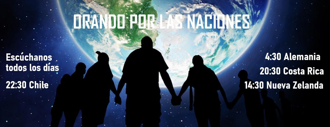 Orando Por Las Naciones