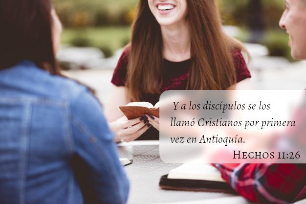 Hechos 11:26